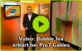 Bubble Tea Video erklärung